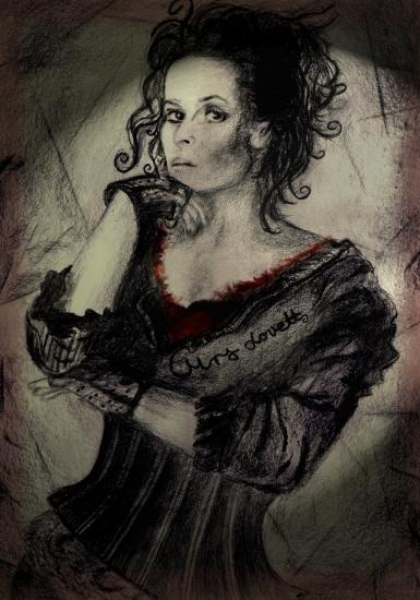 Helena Bonham Carter by Paige_M
